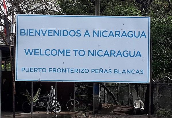 Grenzgänge – Von Costa Rica nachNicaragua