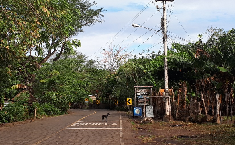 Ometepe, El Zopilote und die (Schlamm-)Schlacht amVulkan