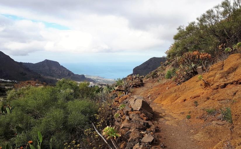 Ab durch's Teno-Gebirge / Santiago del Teide oder: Traue niemals Kilometer- und Höhenangaben imWanderführer!